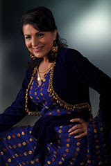 Della - Most Successful Kurds in Britain Awards Jury