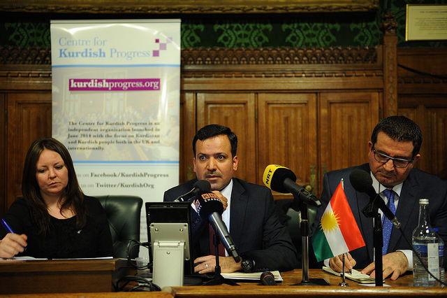 Public Forum with Mr Yousif Mohammed Sadiq, Speaker of the Kurdistan Parliament (KRG)
