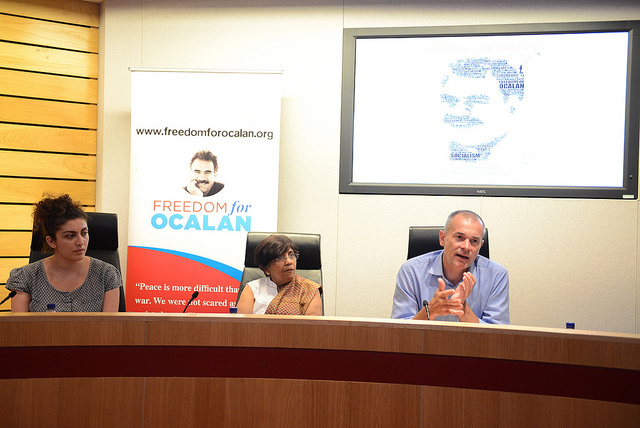 Book Launch 'Abdullah Ocalan: Manifesto for a Democratic Civilization, Volume II Capitalism – The Age of Unmasked Gods and Naked Kings'