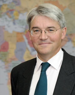 Andrew Mitchell Conservative MP for Sutton Coldfield