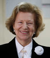 Baroness Nicholson of Winterbourne, Executive Chairman of Iraq Britain Business Council