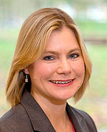 Rt Hon Justine Greening Conservative MP for Putney, Secretary of State for International Development