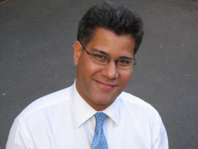 Alok Sharma Conservative MP for Reading West