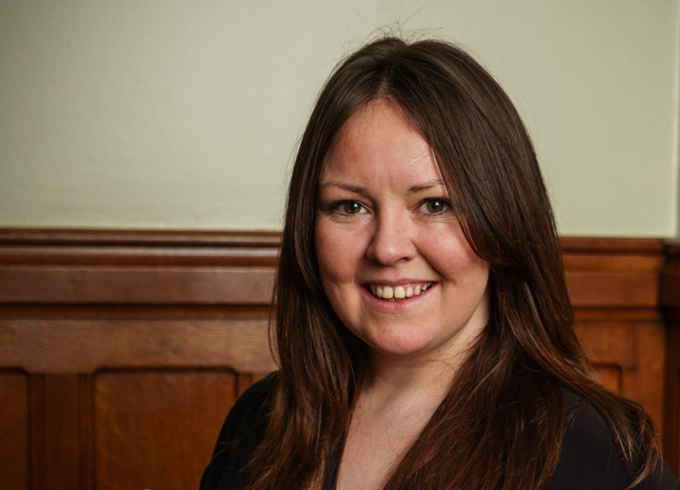 Natalie McGarry Independent MP for Glasgow East