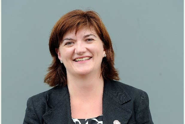 Rt Hon Nicky Morgan MP, Secretary of State for Education and Minister for Women and Equalities