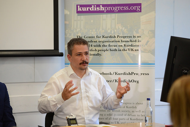 Public Forum 'Political Process in Turkey and Kurdistan and Oppression against the HDP'