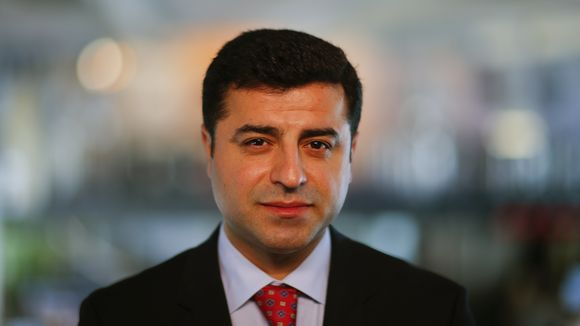 Public Forum with Selahattin Demirtas Co-Leader of the HDP