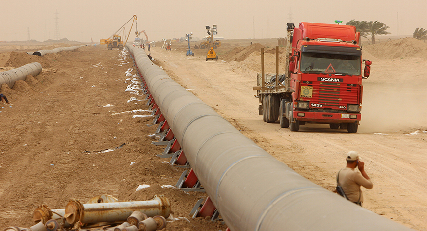 Briefing on Iran-KRG pipeline deal