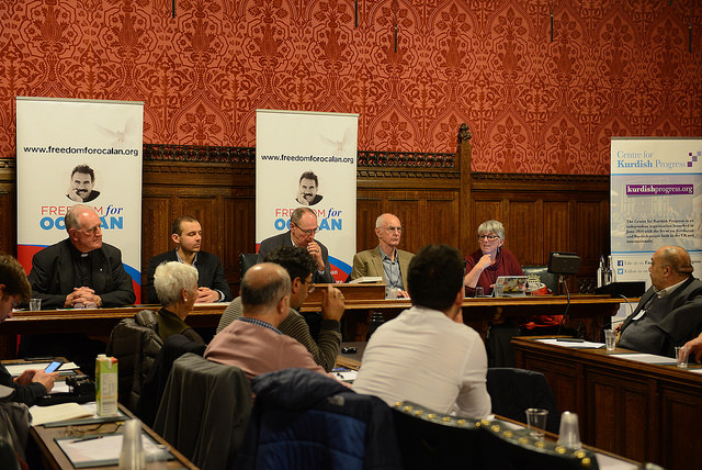 Public Forum 'Peace delegation calls for the return to the Peace Process in Turkey'