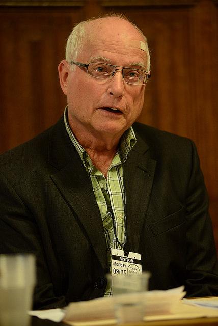 Professor Michael M. Gunter, Tennessee Technological University, USA and Secretary-General of the European Union Turkish Civic Commission (EUTCC)