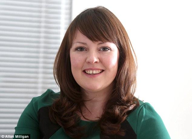 Natalie McGarry, MP for Glasgow East