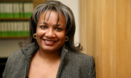 Diane Abbott MP Shadow Home Secretary and MP for Hackney North and Stoke Newington