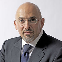 Nadhim Zahawi, Conservative MP for Stratford-on-Avon (2017)
