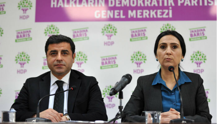 Special Event: Members of the International Delegation to Observe Trials of HDP Co-Chairs Demirtas and Yuksekdag Reports Back