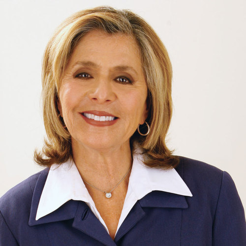 Barbara Boxer Portrait