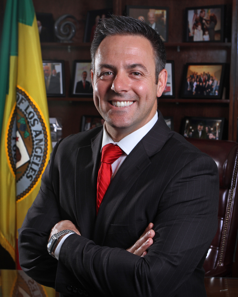 Joe Buscaino Official Portrait