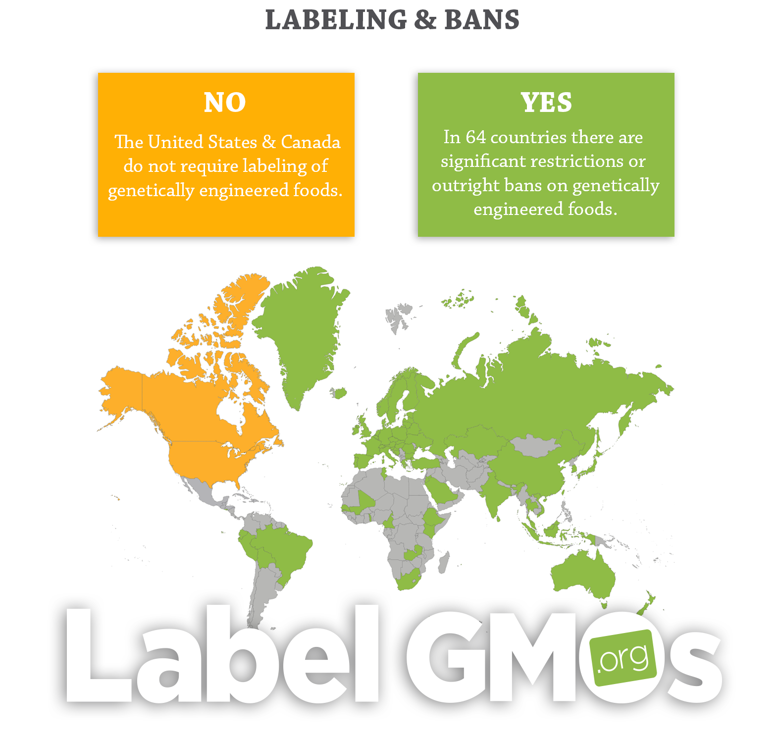 labeling of genetically modified food products essay About 80% of today's processed food contains genetically modified  persuasive essay april  then why are they afraid of labeling food products.