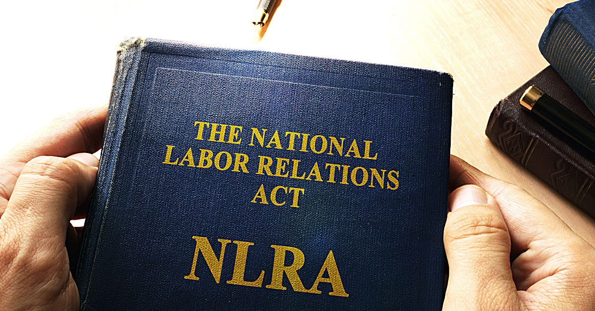 NLRA Right to Unionize