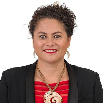 Louisa Wall MP for Manurewa