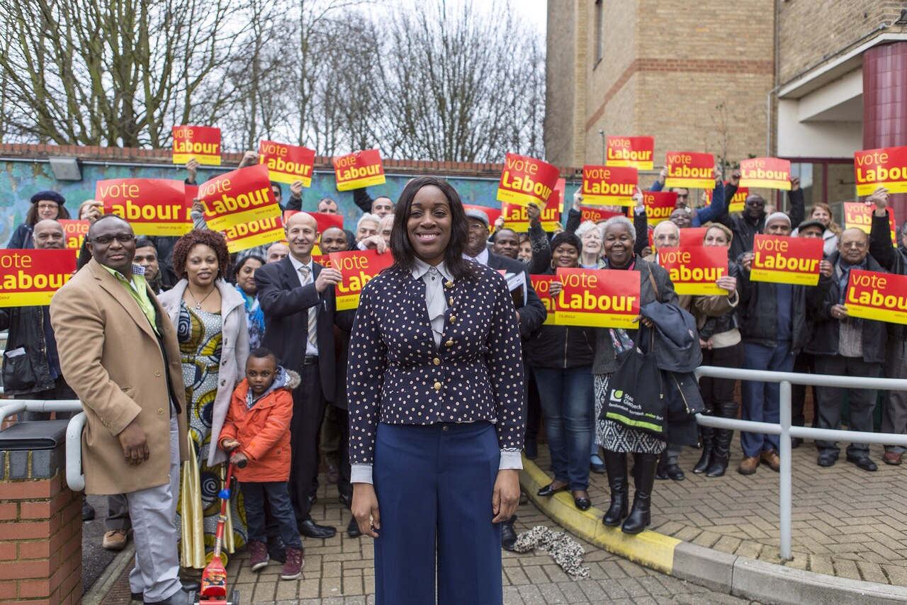 Kate Osamor selection