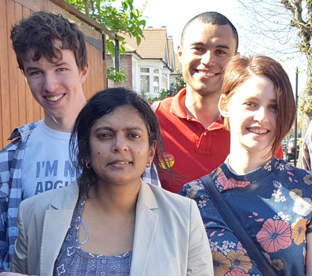 Rupa Huq for Ealing Central and Acton