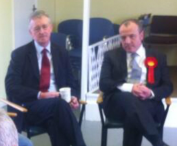 hilary benn mike kane