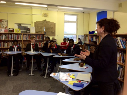 Pic1_-_Deputy_Cabinet_a_Member_for_Education_Cllr_Claire_Holland_speaking_to_local_secondary_school_children_recently_about_spending_priorities_in_the_area.JPG