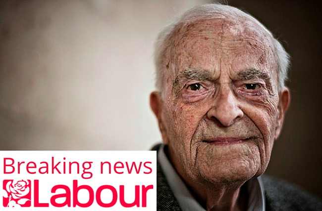 Harry Smith makes a flying visit to Bath Labour