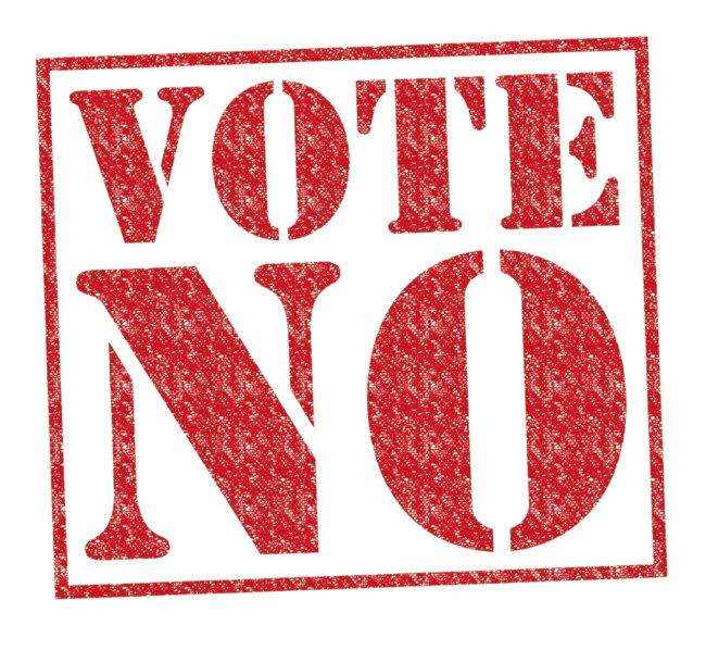 Vote No to an elected mayor on 10 March