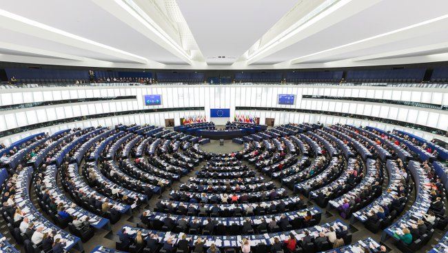 European Parliament, Strasbourg