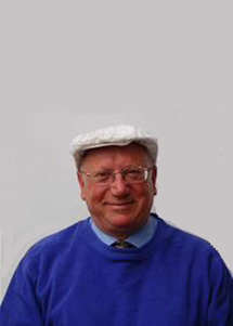 Councillor Ron Sands