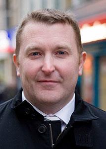 Councillor Brendan Hughes