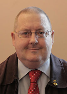 Councillor Robert Redfern
