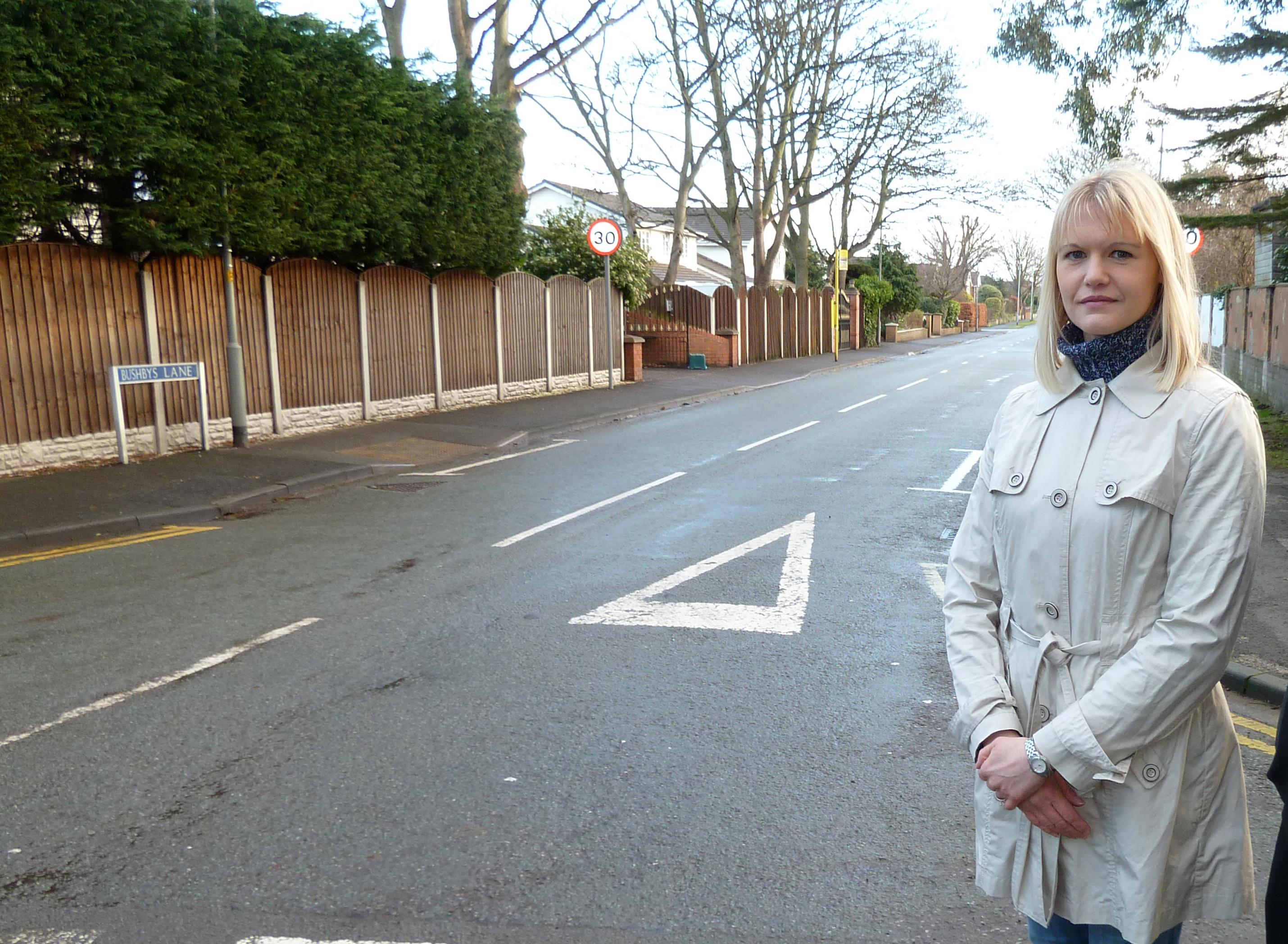 Harington Ward Labour councillor Nina Killen.