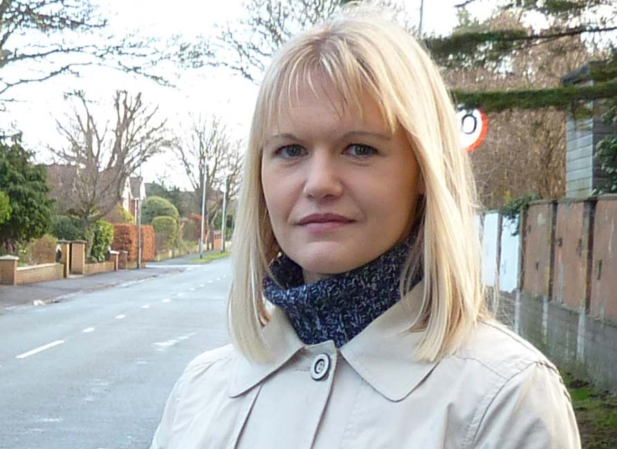 Harington Ward Labour councillor Nina Killen