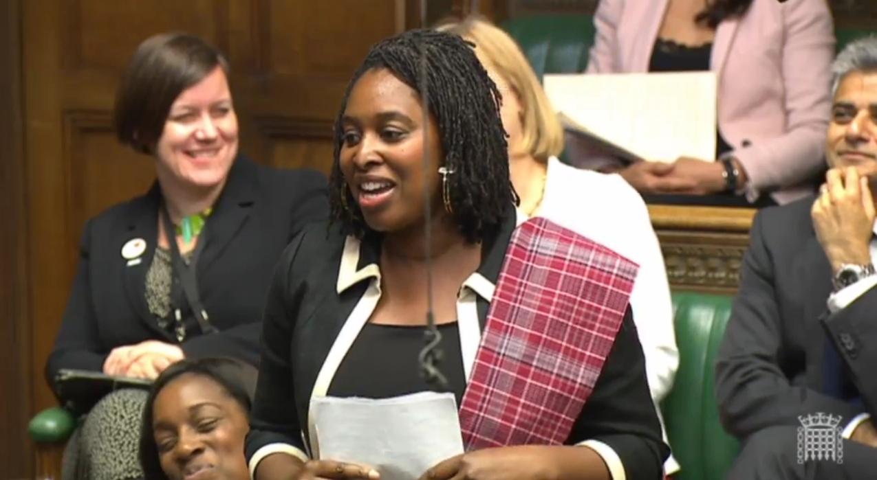 Dawn Butler MP Maiden Speech