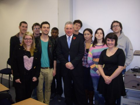 Nottingham Students