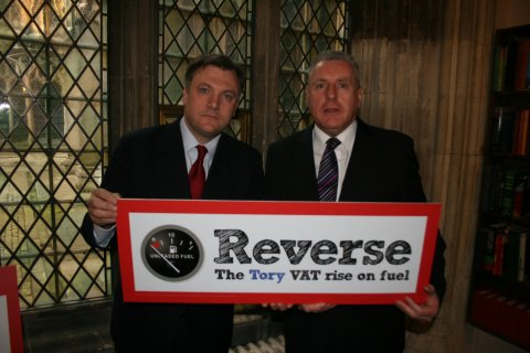 vernon and ed VAT campaign