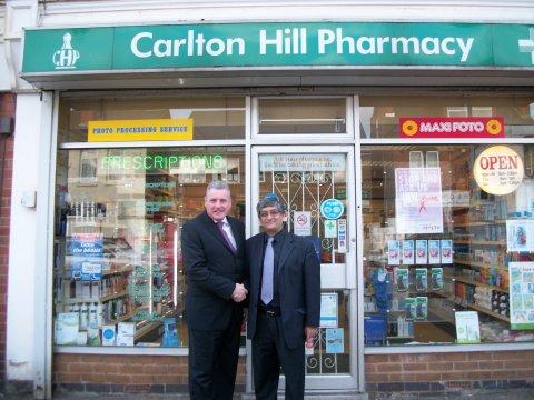 carlton hill pharmacy