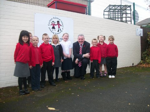 Carlton Central Infant School Council