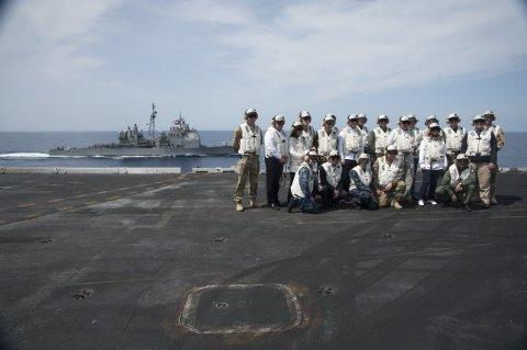 Defence Visit