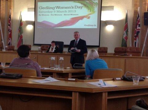 Gedling Womens Day