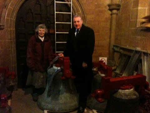 Bell refurbishment