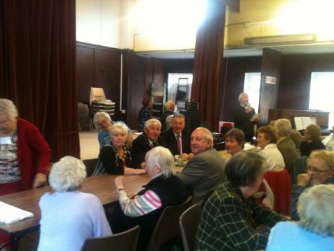 Pensioners Party