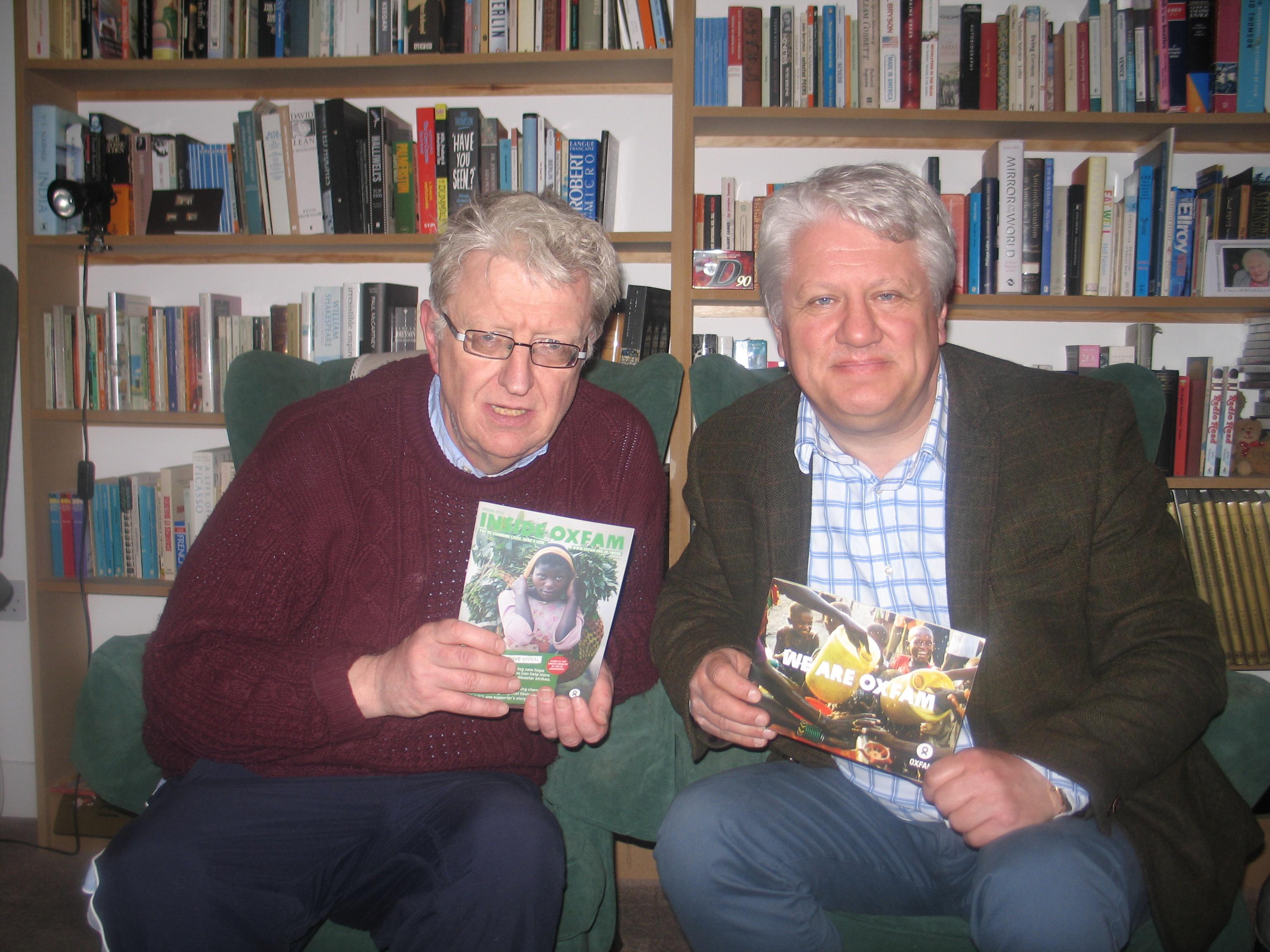 Graham Main and Julian Ware-Lane