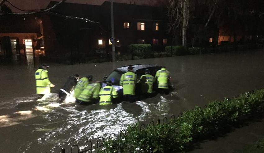 Police-rescue-elderly-from-car-hit-by-floodwaters-Lower-Broughton-GMP-Salford-East1.jpg
