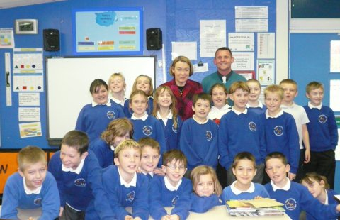 BK Hindsford CE primary
