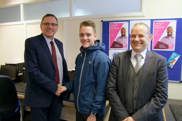 pic_monkey_Sedgefield_MP_Phil_Wilson_and_DISC_CEO_Paul_Townsley_meet_young_jobseeker_Callum_Savage_at_the_WOW_Job_Club_(2).jpg