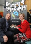 Steve Redgrave and Fairtrade