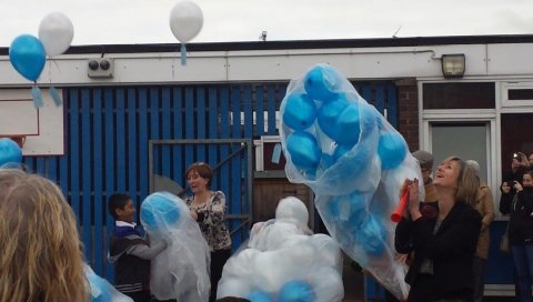 Lilian opens Southwold Primary extension (1)